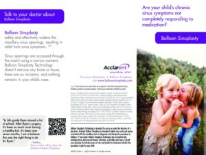 Pediatric brochure